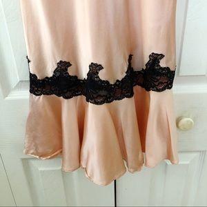 Victoria's Secret Intimates & Sleepwear - Victoria's Secret Pink Silk Slip Sz XS
